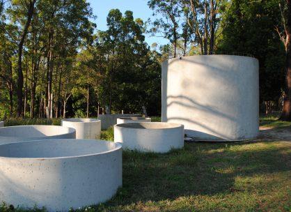 22,500 Litre Concrete Water Tank